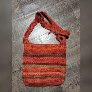 *RARE* Multicolor Hobo Name Brand Crochet Sak